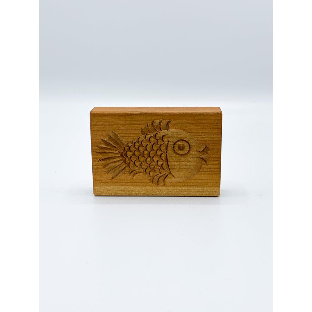 Dřevěná forma RYBIČKA (var. 1) -
