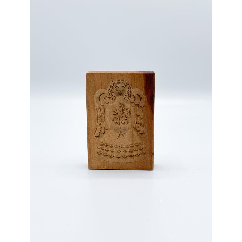 Dřevěná forma ANDĚL (var. 1)