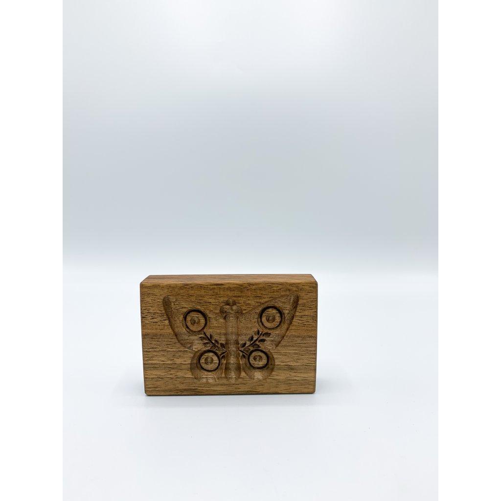 Dřevěná forma ZVONEK (var. 1)