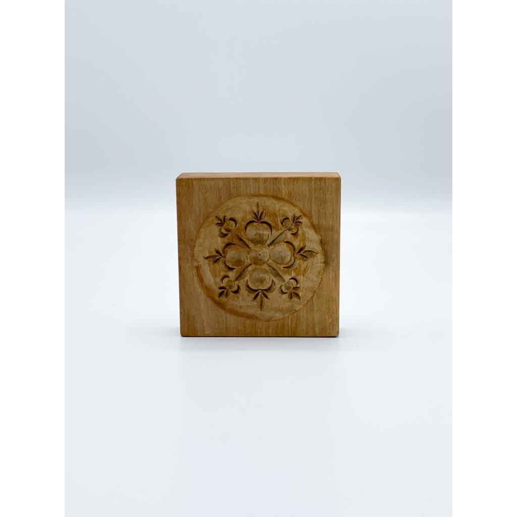 Dřevěná forma na perník velká (var.1 ořech)