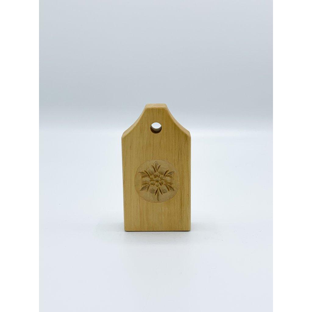 Dřevěná forma na perník malá (var.1 KYTIČKA)