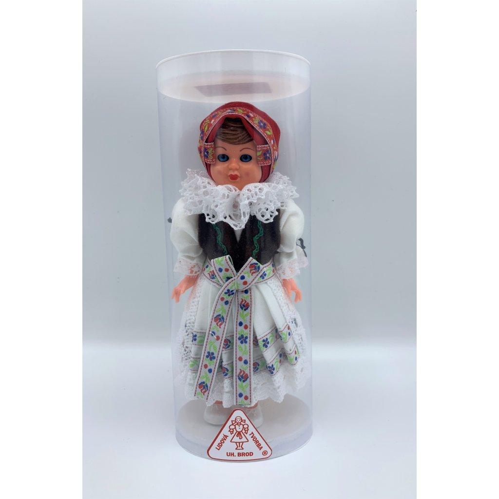 Krojovaná panenka Hanačka 17cm