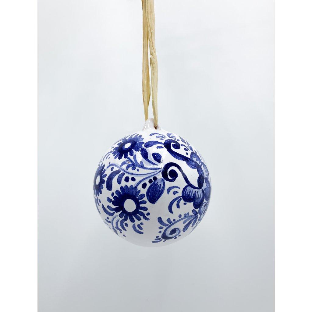 Váza 20cm složitá