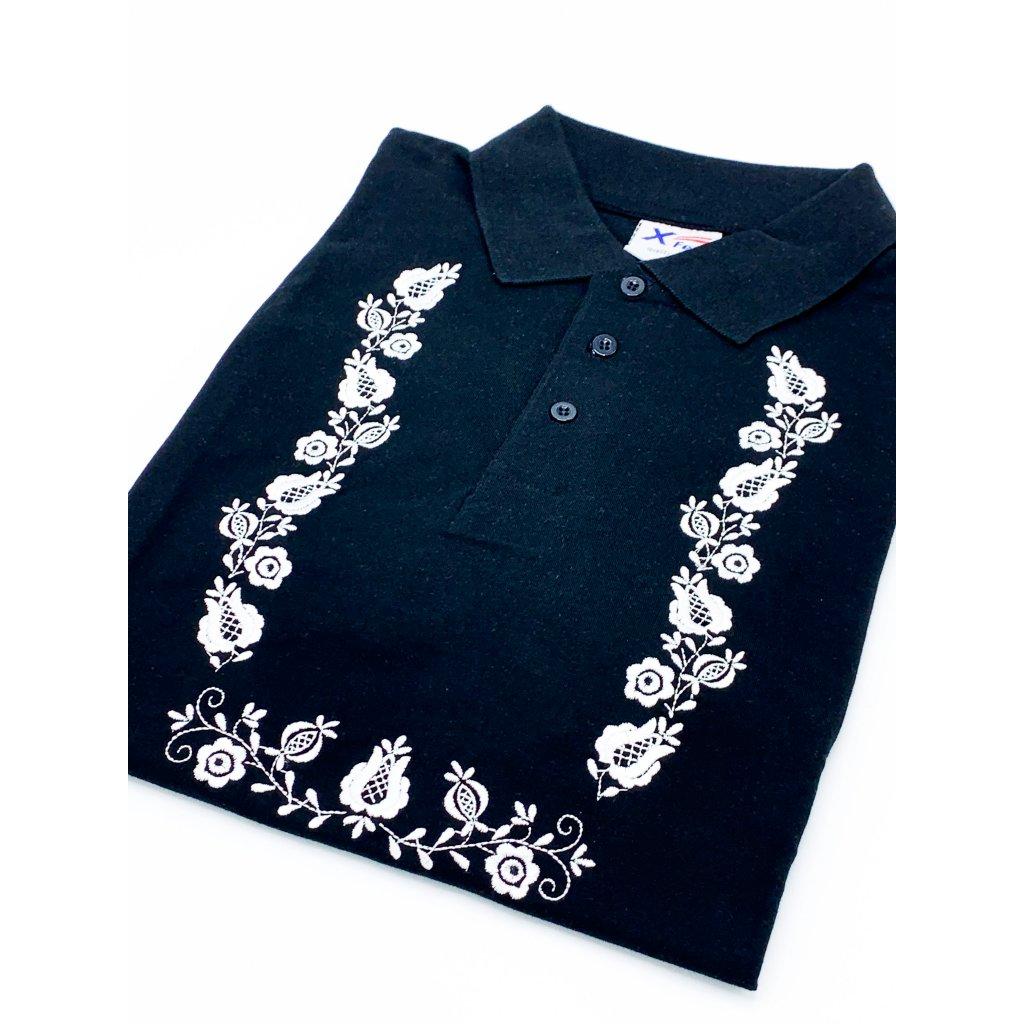 Pánské polo tričko (var. 1)