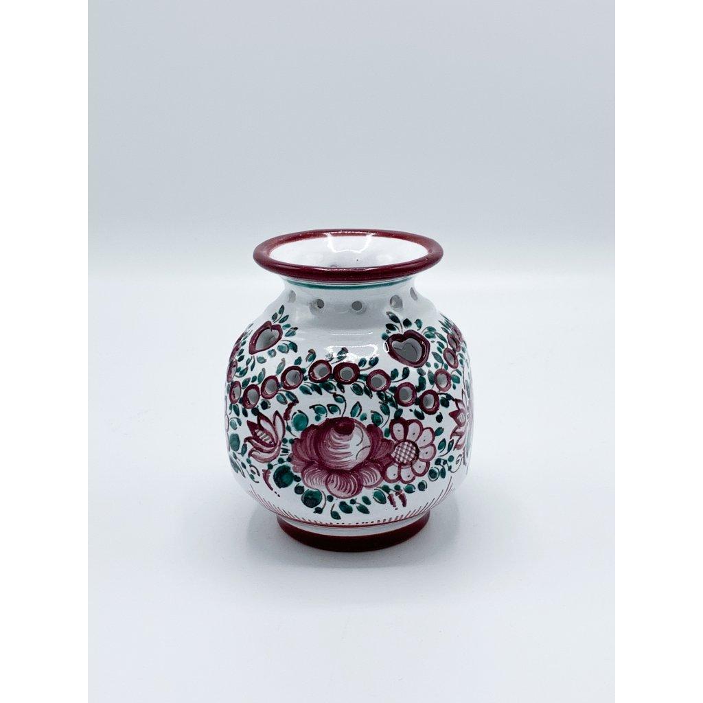 Váza řezaná