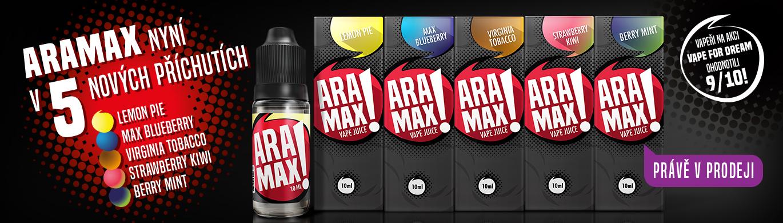 Aramax - e-liquid