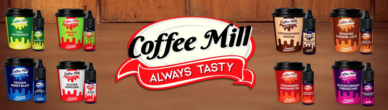 Příchuť Coffee Mill 10ml