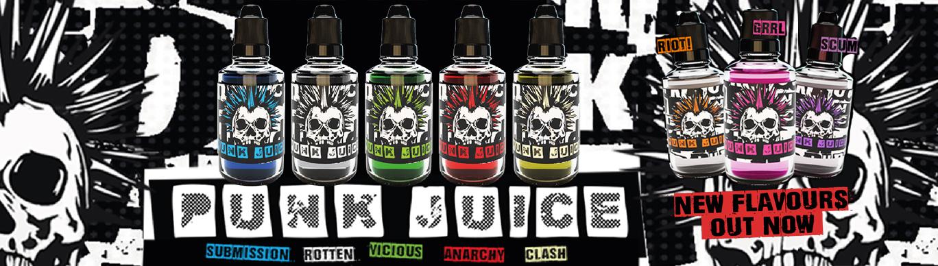 Punk Juice příchuť