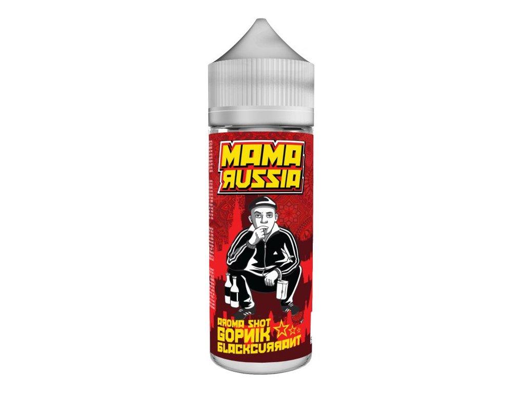 Příchuť Mama Russia Shake and Vape 15ml Gopnik Blackcurrant