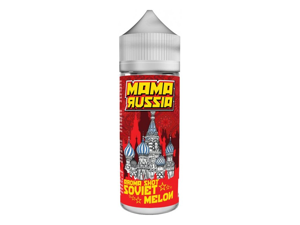 Příchuť Mama Russia Shake and Vape 15ml Soviet Melon