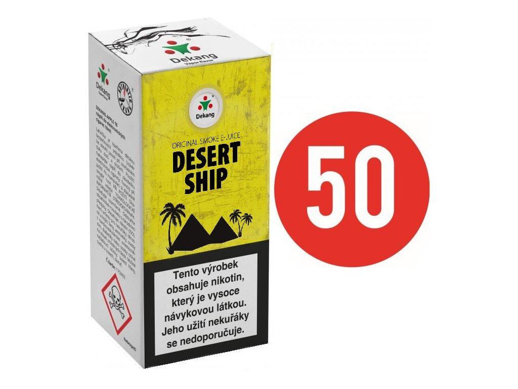Liquid Dekang Fifty Desert Ship 10ml