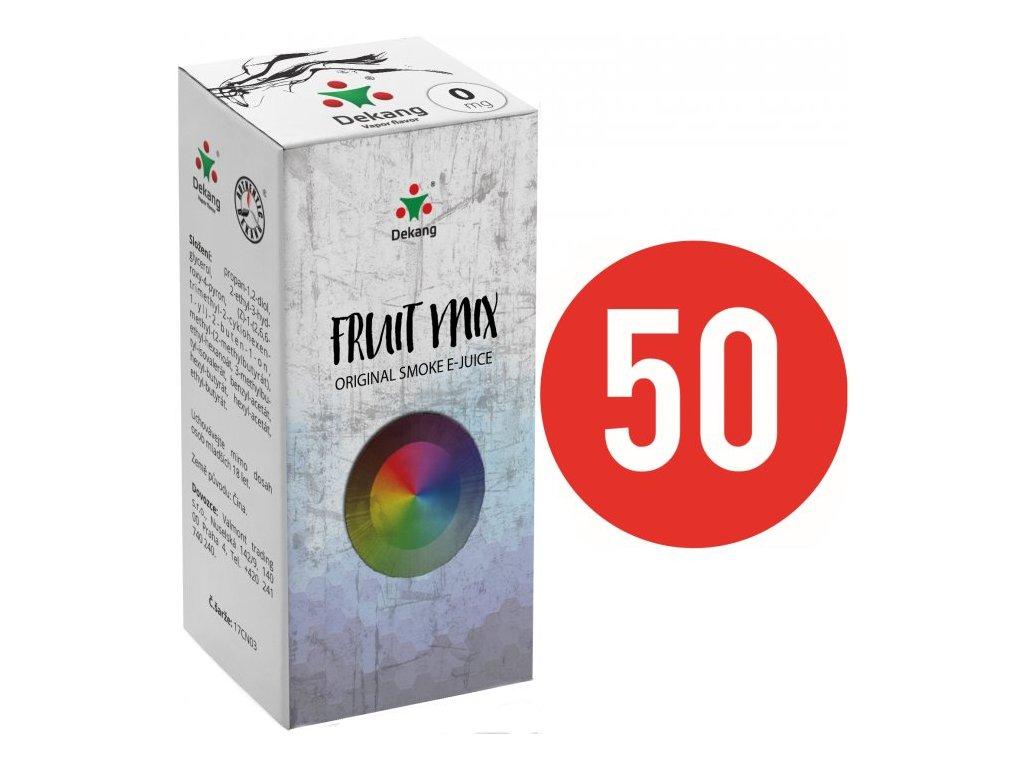 Liquid Dekang Fifty Fruit Mix 10ml (Ovocný mix)