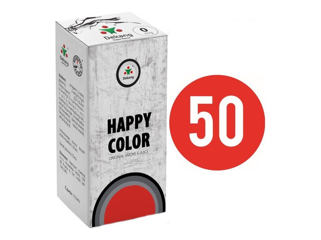 Liquid Dekang Fifty Happy Color 10ml