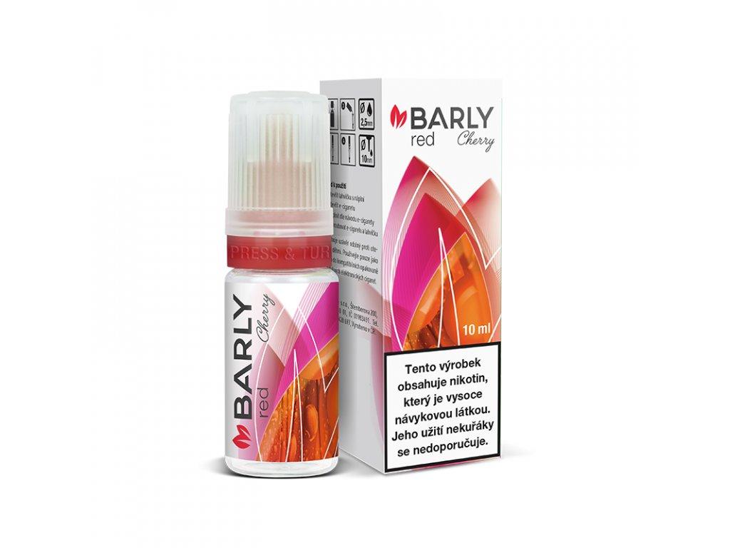barly red cherry