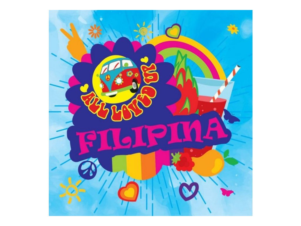 Big Mouth All Loved Up - Filipina 10ml