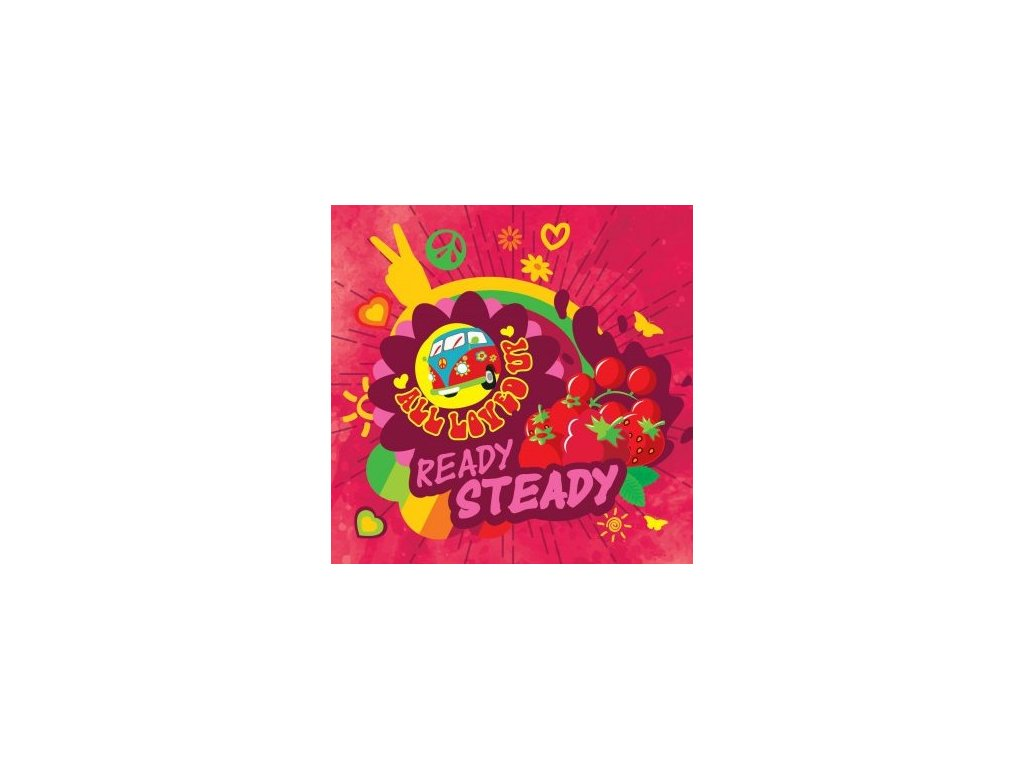 Big Mouth All Loved Up - Ready Steady 10ml