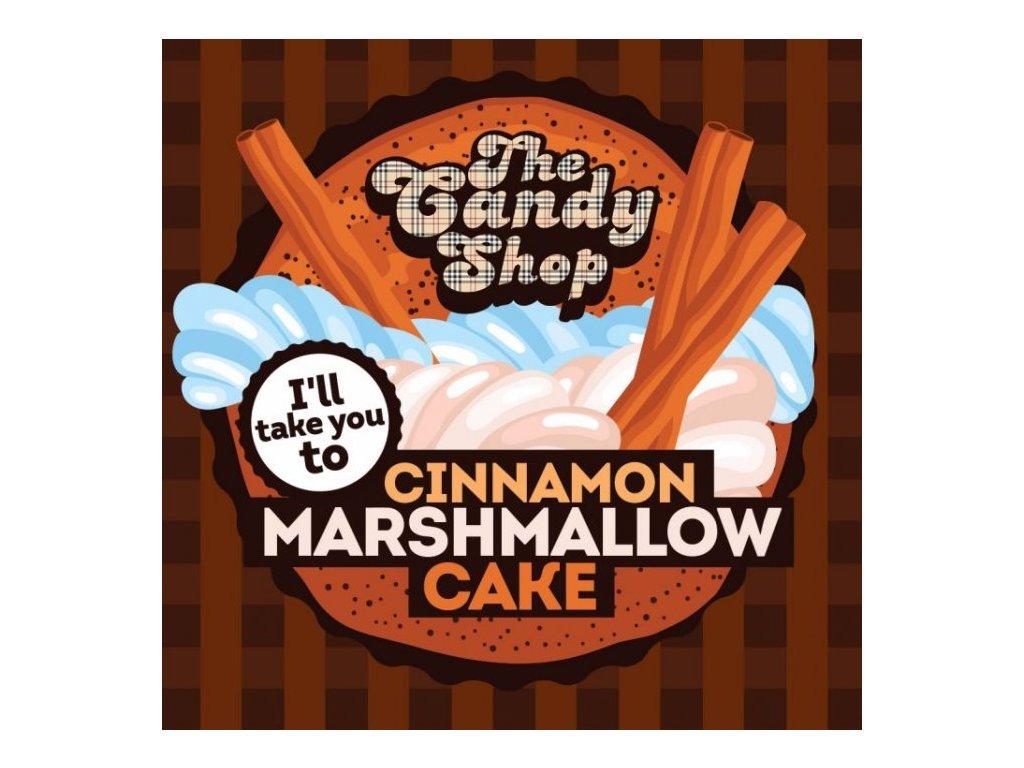 Big Mouth CANDY - Cinnamon Marshmallow Cake 10ml