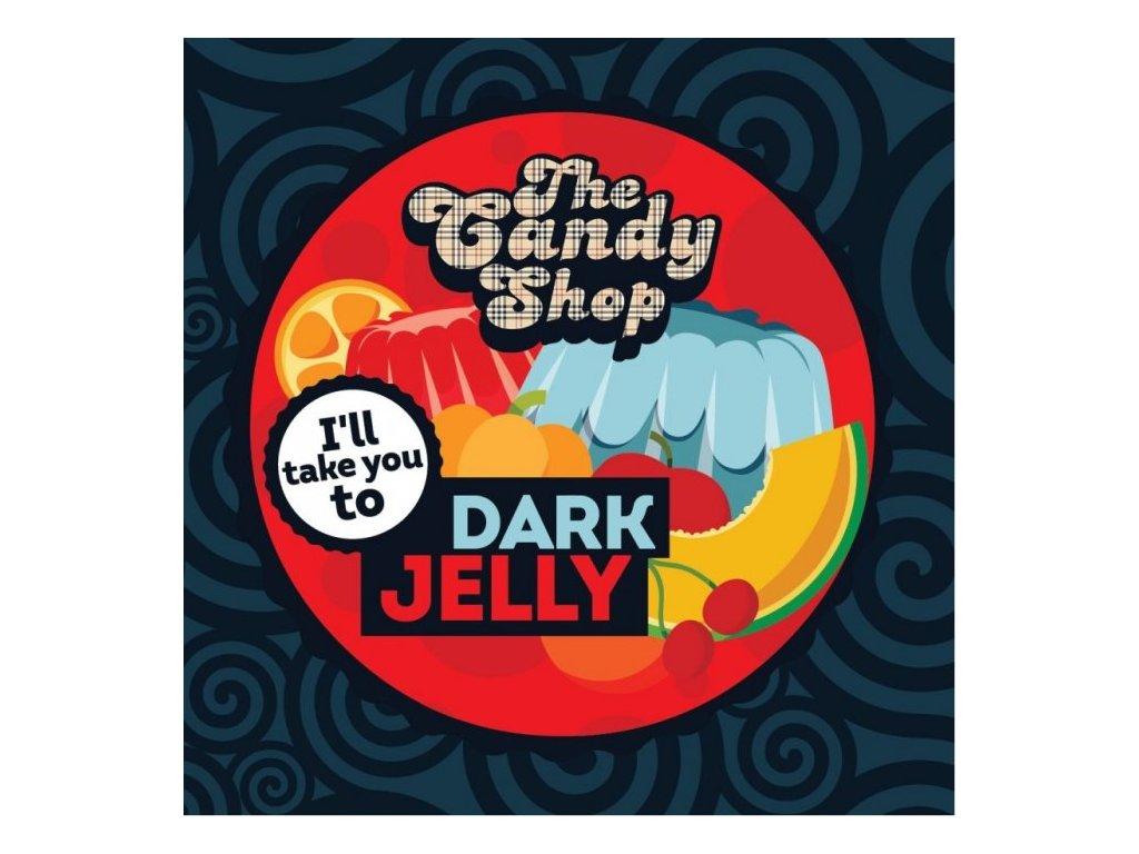 Big Mouth CANDY - Dark jelly 10ml