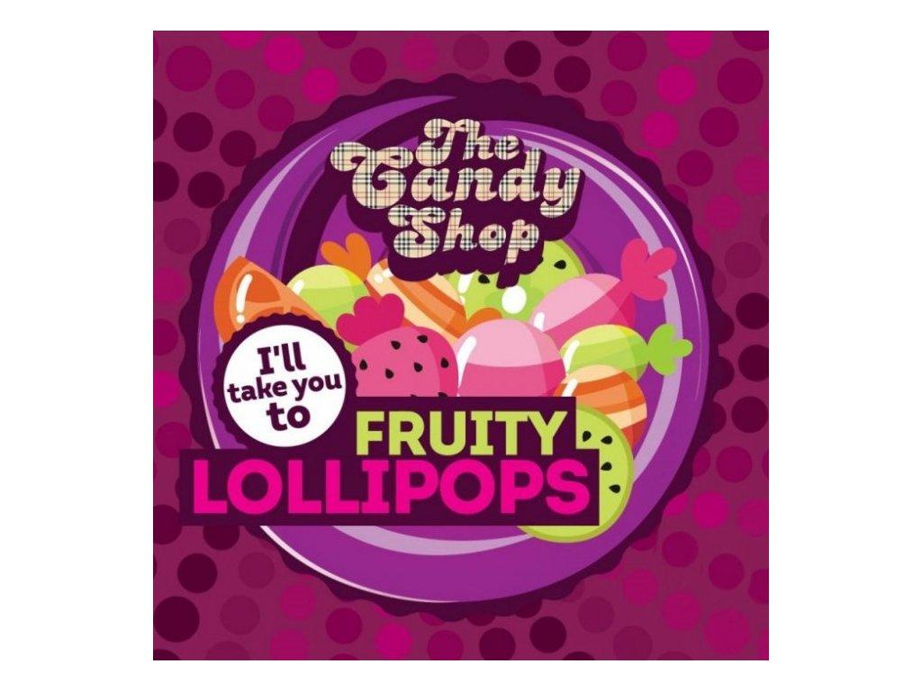 Big Mouth CANDY - Fruit Lollipops 10ml