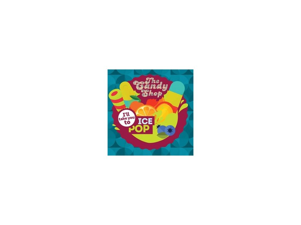 Big Mouth CANDY - Ice Pop 10ml