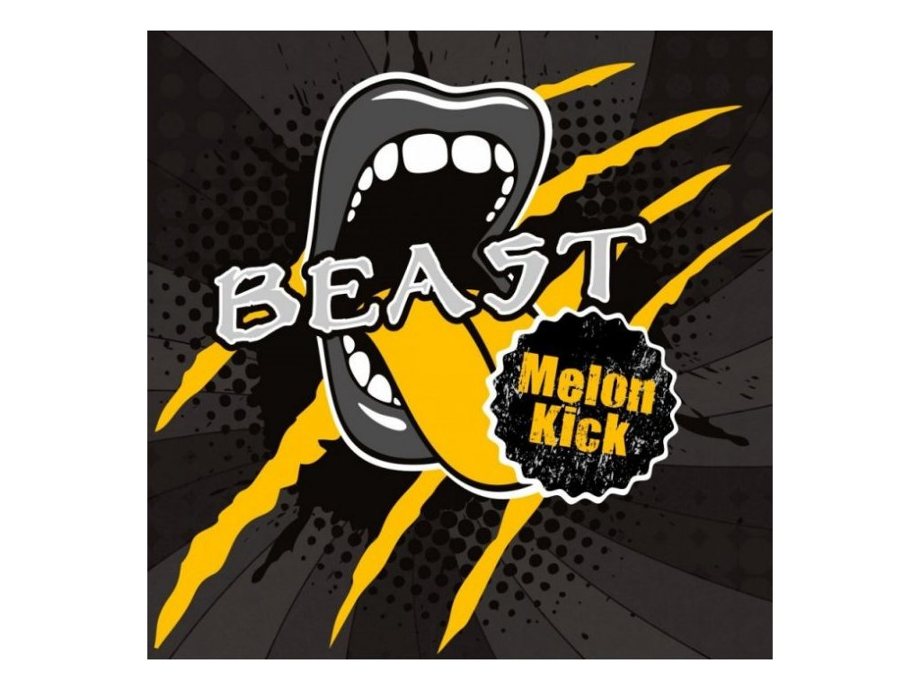 Big Mouth Classical - BEAST Melon Kick 10ml