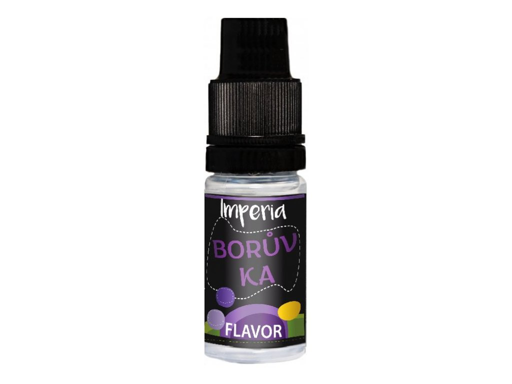 Příchuť IMPERIA Black Label 10ml Blueberry (Borůvka)