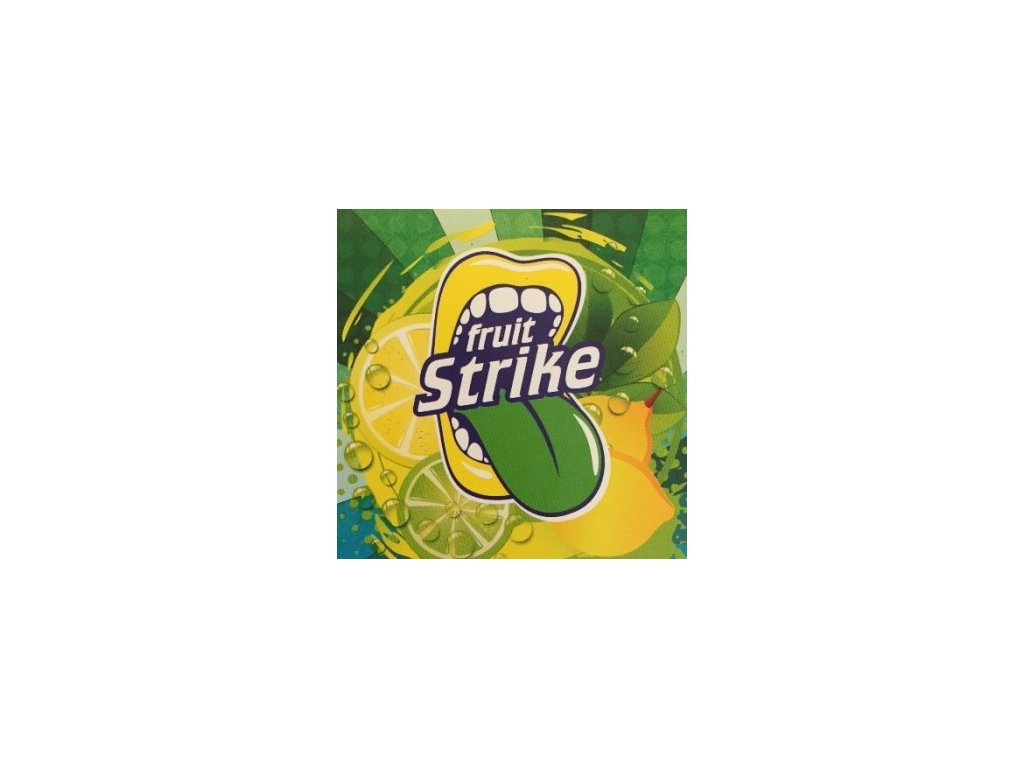 Big Mouth Classical - Fruit Strike 10ml