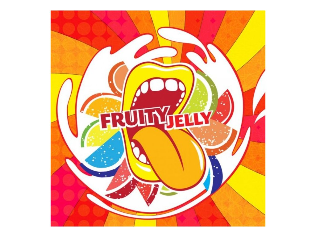 Big Mouth Classical - Fruity Jelly 10ml