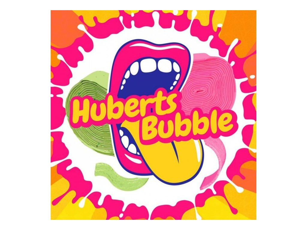 Big Mouth Classical - Huberts Bubble 10ml