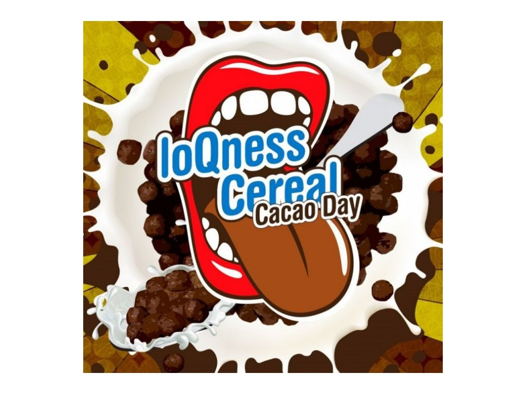 Big Mouth Classical - IoQness Cereal Cacao Day 10ml