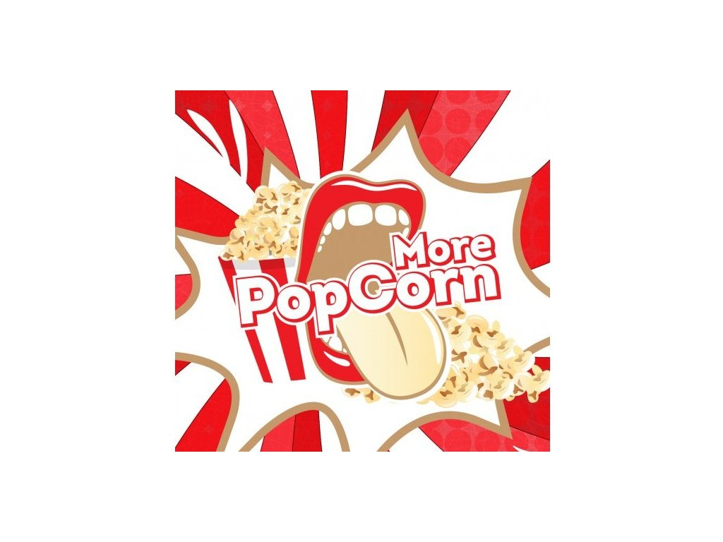 Big Mouth Classical - More Popcorn 10ml