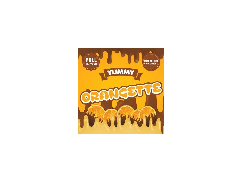 Big Mouth YUMMY - Orangette 10ml