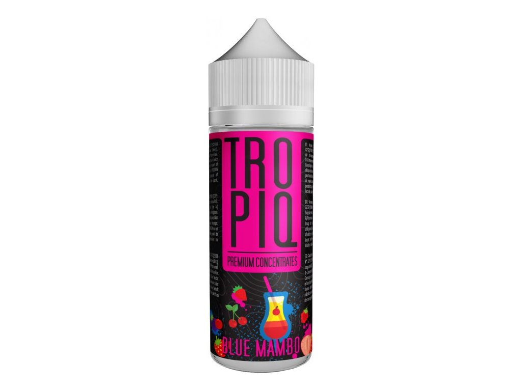 Příchuť TROPIQ Shake and Vape 15ml Blue Mambo