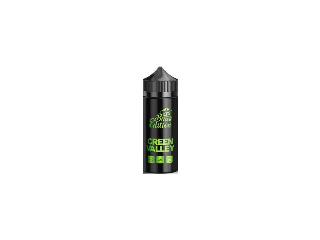 Příchuť KTS Black Edition Shake and Vape 20ml Green Valley