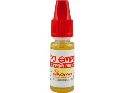 PJ Empire 10ml Signature Line Cream Me Crazy (Vanilková kremrole)