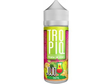 Příchuť TROPIQ Shake and Vape 15ml Jojo