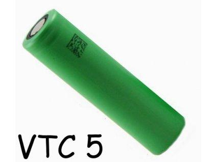 2091 sony vtc5 baterie typ 18650 2600mah 30a