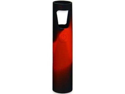 18025 silikonove pouzdro pro joyetech ego aio 1500mah black red mixed