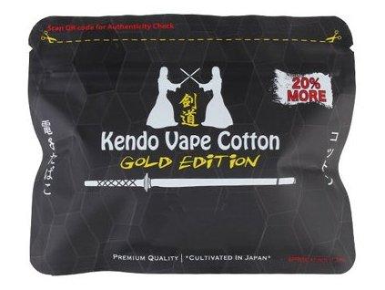 4221 1 kendo cotton gold edition japonska organicka bavlna