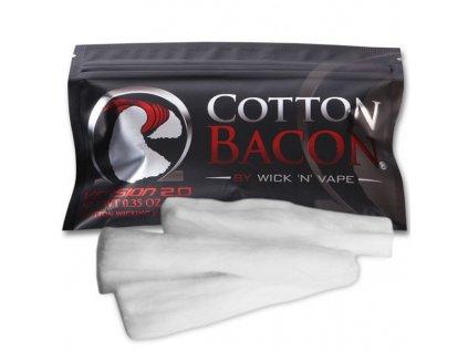 4206 wick n vape cotton bacon v2 organicka bavlna 10ks