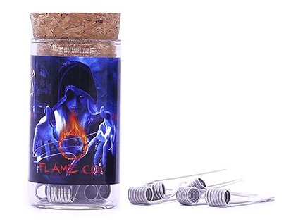 4257 demon killer flame coil typ c spiralky 0 5ohm 6ks