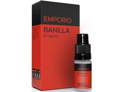 Liquid EMPORIO Banilla 10ml