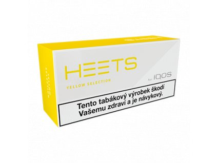 Heets - Yellow Label (karton)