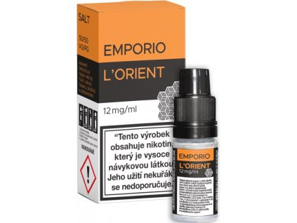 Liquid EMPORIO SALT L Orient 10ml - 12mg