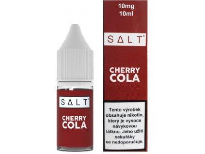 Liquid Juice Sauz SALT CZ Cherry Cola 10ml