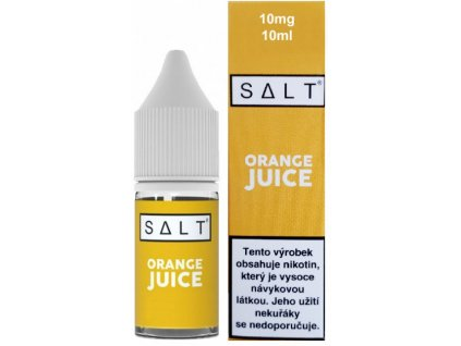 Liquid Juice Sauz SALT CZ Orange Juice 10ml