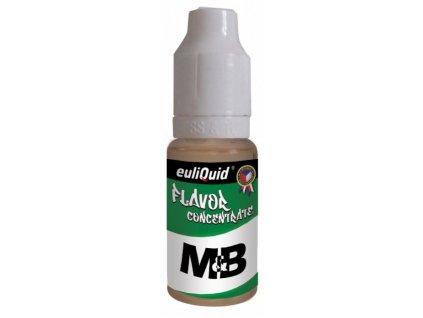 Příchuť EULIQUID M&B Mentol Tabák 10ml
