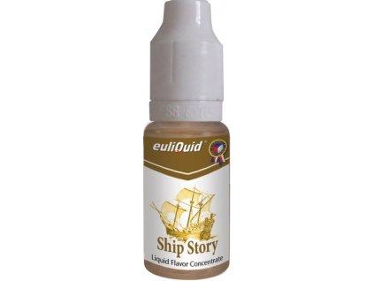 Příchuť EULIQUID Ship Story Tabák 10ml