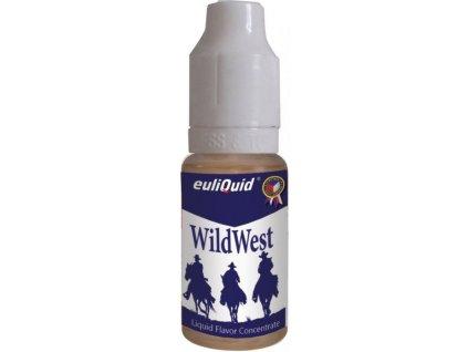Příchuť EULIQUID Wild West Tabák 10ml