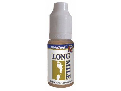 Příchuť EULIQUID Long Mile Tabák 10ml